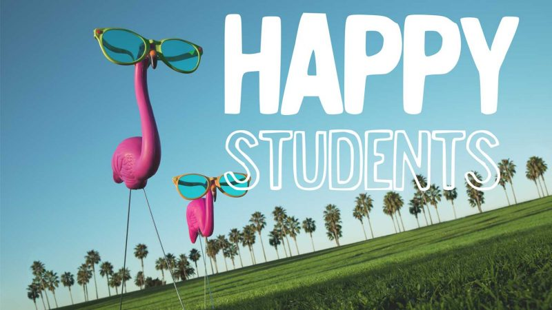 Studentrabatter - Happy Students